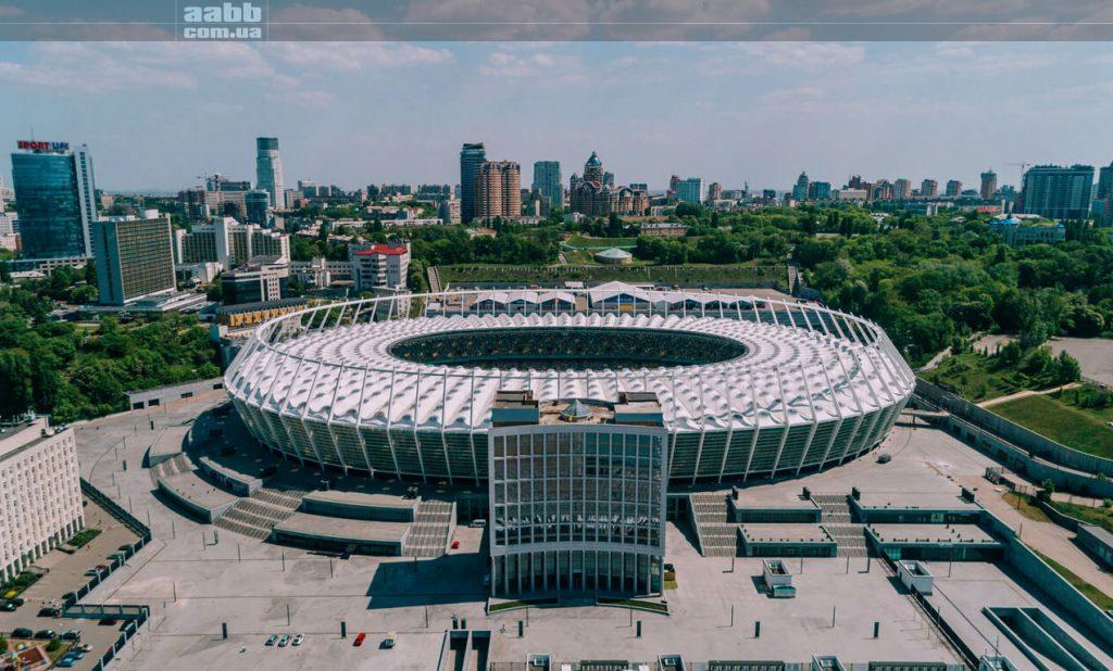 Реклама на НСК Олімпійський у м. Київ