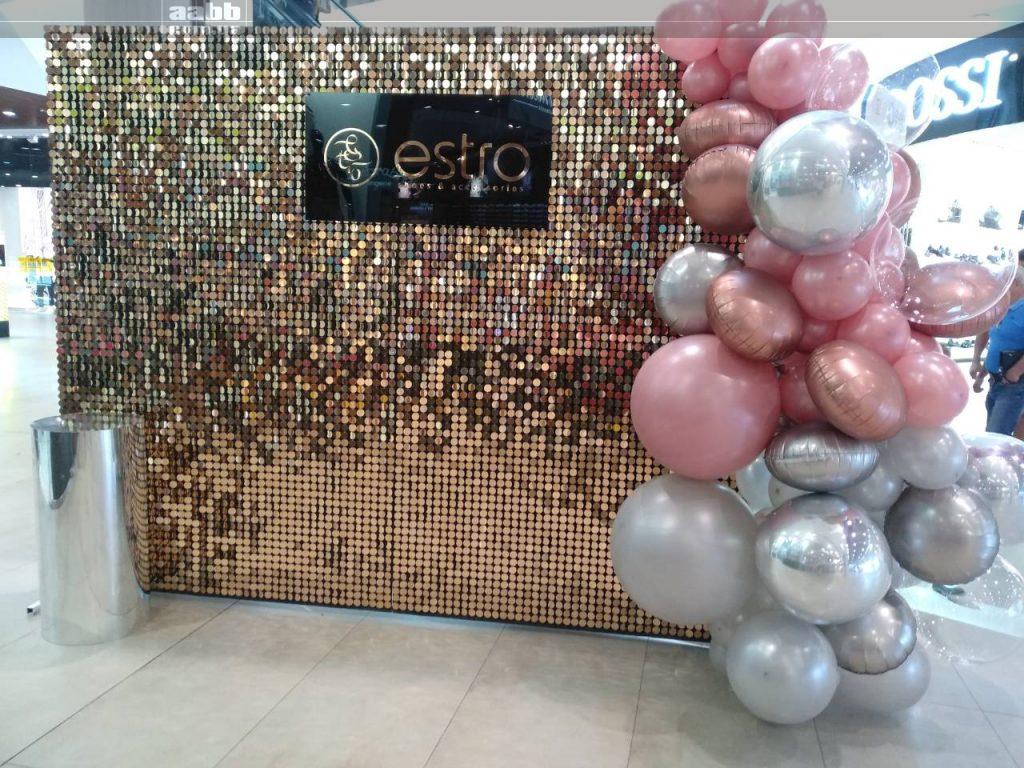 Promo-action Estro in the sm. Ocean Plaza