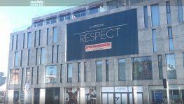 Реклама в ТЦ Пассаж (октябрь 2018)