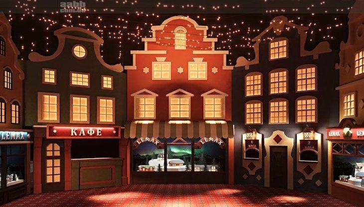 Різдвяна фабрика Санти 2019