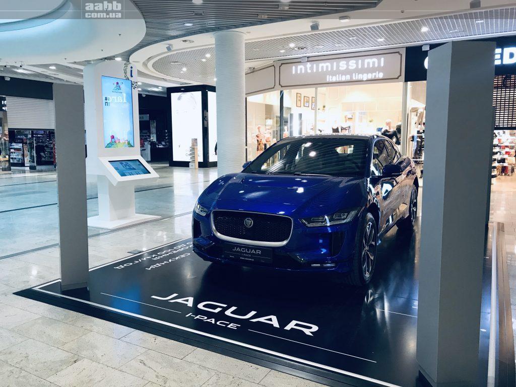 Експонування авто в ТРЦ Ocean Plaza